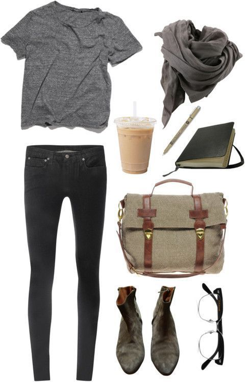 10 best casual college outfits you can totally copy