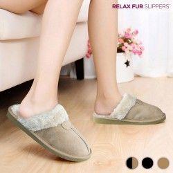Zapatillas de Casa Relax Fur