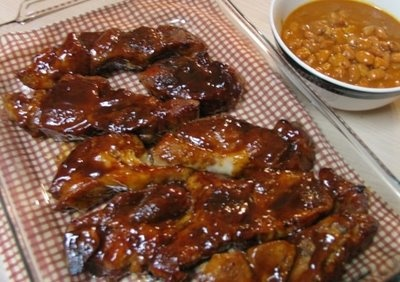 Mommy's Kitchen: Fall Off The Bone Ribs