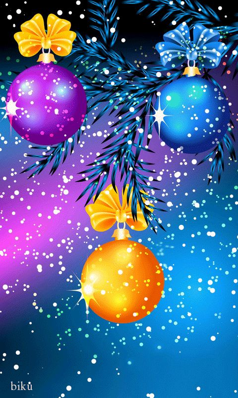 animated christmas wallpaper for your phone iphone