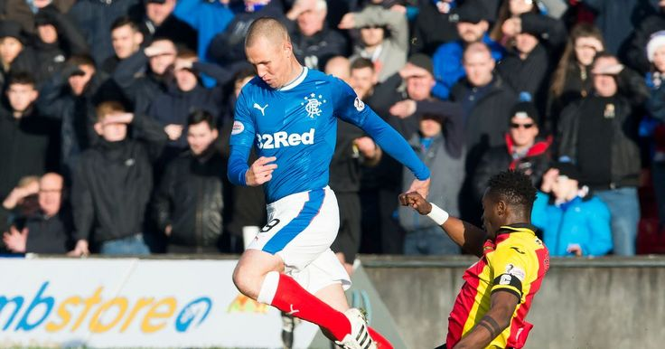If Rangers lose to Celtic the only derby Mark Warburton will have to worry about is against Partick Thistle - Scottish Daily Record