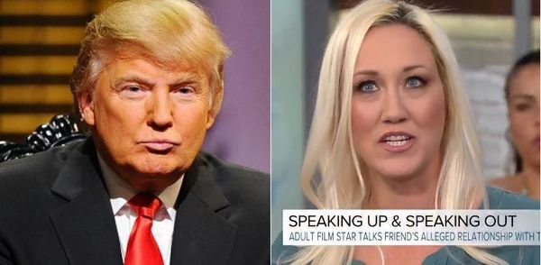 Follow on Fb and Share to everybody you No, Via @imade ufamous Donald Trump may or may not have paid the porn star Stormy Daniels to keep quiet about an affair they had in 2006, when Trump was married to now-first lady Melania Trump. But he hasn't paid anything to porn star Alana Evans, who …
