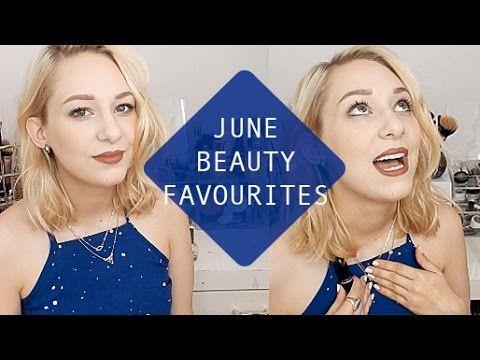 BEAUTY MUST-HAVES!! (JUNE FAVS) | SOMEGIRLJESS - YouTube