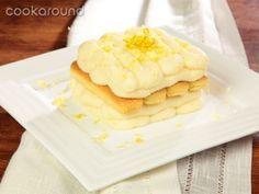 Tiramisù al limone: Ricette Dolci | Cookaround