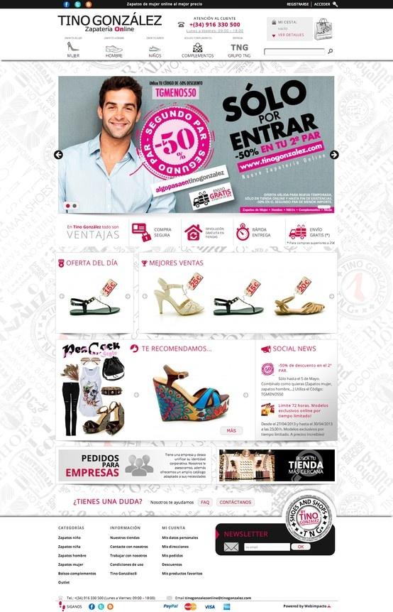 Zapatos Tino Gonzalez-Official Shop-Zapateria Online Tino Gonzalez-Zapatos Tino - Tino González made by www.webimpacto.es