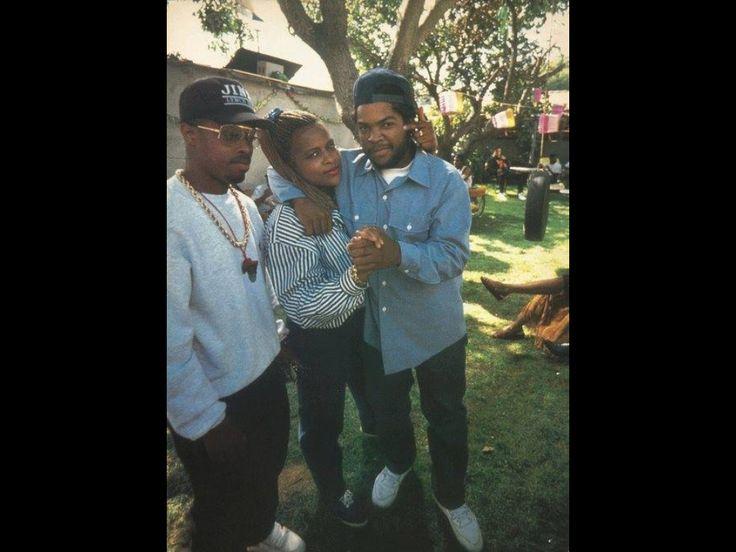 Sir Jinx,Yo Yo and Ice Cube