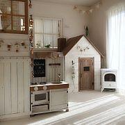ハンドメイド,DIY,手作り,お気に入り,セリア,おままごとキッチンに関連する他の写真