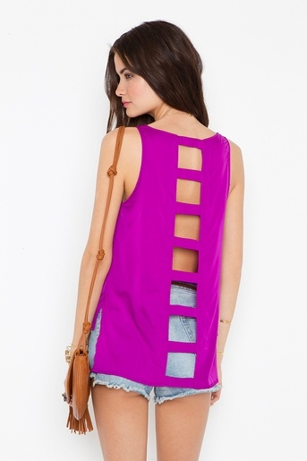 55.cut out tops