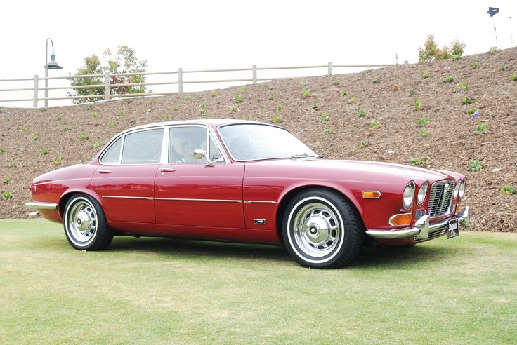 1972 Jaguar XJ6 Series 1
