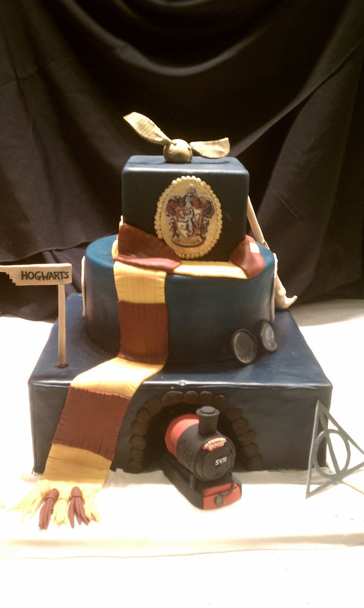 I may have a few years to go but my 30th bday party will be Harry Potter themed!! Xooxox