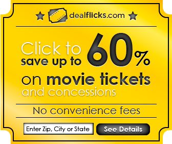 Discount Movie Tickets With NO Convenience Fees – The Frugal Find – Save More, Give More, Live More.