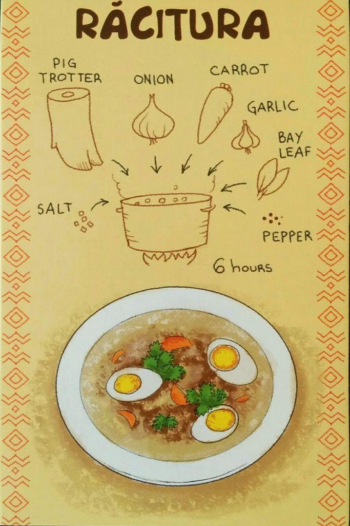 Racitura, Moldova Cuisine, author: Anna și Stepan Crani