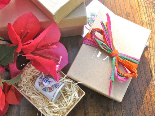 Another example of gift wrapping