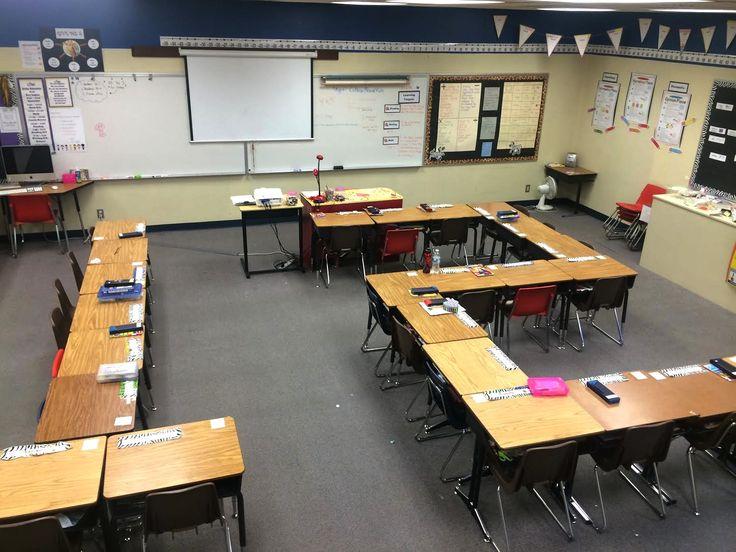 Classroom Door Decoration Ideas Rd Grade ~ Classroom arrangements elementary babbling abby teacher