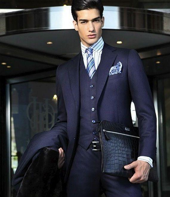 BEBE MENS MALACHITE SUITES PICS | Dúvida ao Combinar Camisas, Gravatas e Ternos? Use Tom Sobre Tom