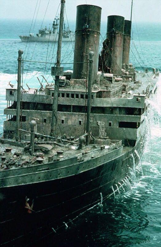 Raise the Titanic 4