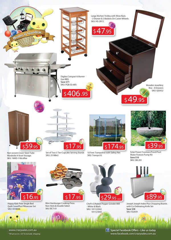 "Page 2 Easter Catalogue  ""Home & Garden"""