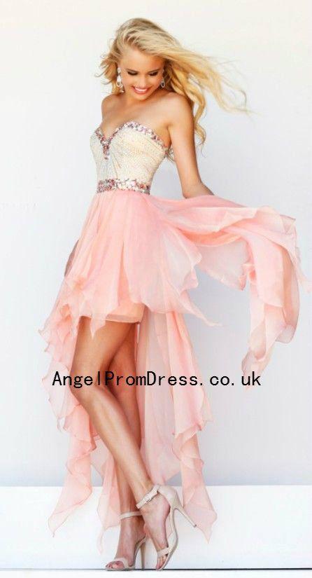 73 best prom dresses images on Pinterest   Ballroom dress, Grad ...