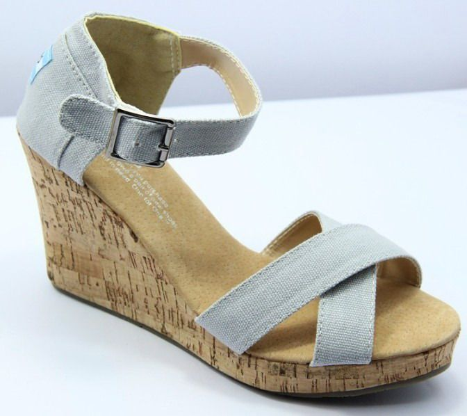 Womens Toms Wedges