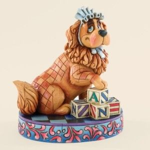 jim shore peter pan | Jim Shore Disney Peter Pan 'Nurturing Nana' Dog Figurine New | eBay