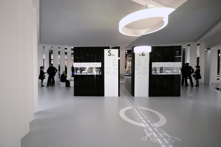 Light + Building 2014 Frankfurt – Castaldi & Norlight exhibit design