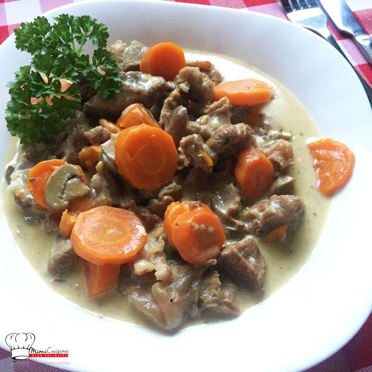 M s de 1000 ideas sobre blanquette de veau cookeo en pinterest moulinex recette blanquette de - Blanquette de veau express ...