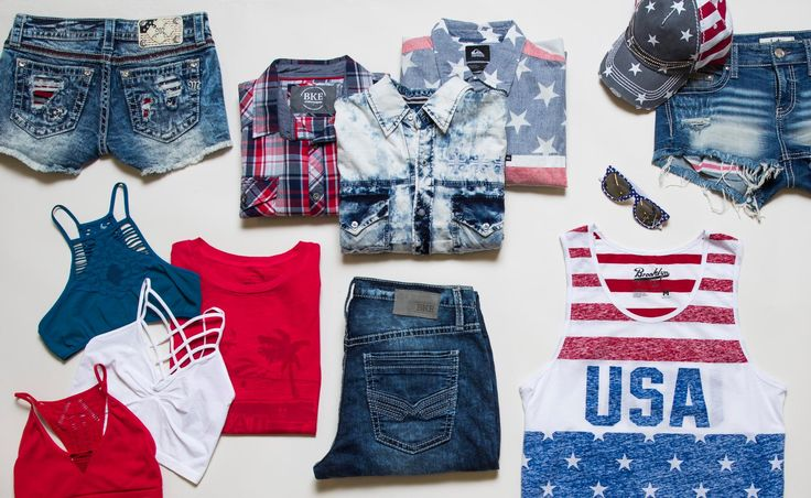 Women's All American Clothing | Buckle