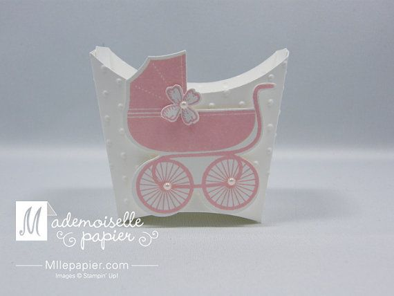 Lot de 10 bonbonnières pour bébé fille par MllePapier sur Etsy, $19.00