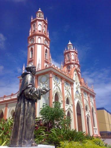 "Iglesia Restaurada ""San Nicolás de Tolentino"" Barranquilla."