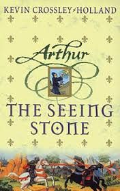 The year is 1199, the place the Welsh Marches, where young Arthur de Caldicot practises his tilting and archery, learns to be a dutiful page to his father, and waits impatiently to grow up and become a knight. One day his father's friend Merlin gives him a shining black stone. When Arthur starts to see stories in the stone, his life quickly becomes entwined with that of his namesake, the boy who pulls the sword from the stone.