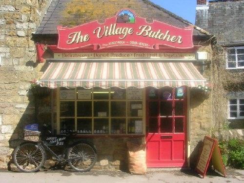 Butcher shop in the United Kingdom