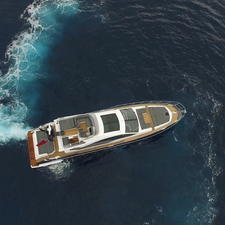 Be amazed by the new Azimut Yachts S7 in this drone shots @azimut_yachts @djiglobal @mauriziobulleri #azimut#azimutyachts#azimut7s#yacht#superyachts#yachts#yachting#luxury#luxurylifestyle#sea#sealife#skyisthelimit#boat#boating#boats#boattest#boating#miami#ocean#usa#italy#madeinitaly#italianexcellence#blue
