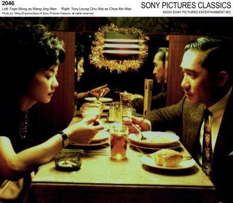 Faye Wong as Wang Jing Wen.