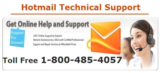 Call at Hotmail Toll Free Customer Support Number 1-800-485-4057 to resolve Hotmail Issues Like forgotten password, locked access from Hotmail account, Hotmail problem support. #Hotmail #Technical #Support #Number. http://hotmailsupport.co/