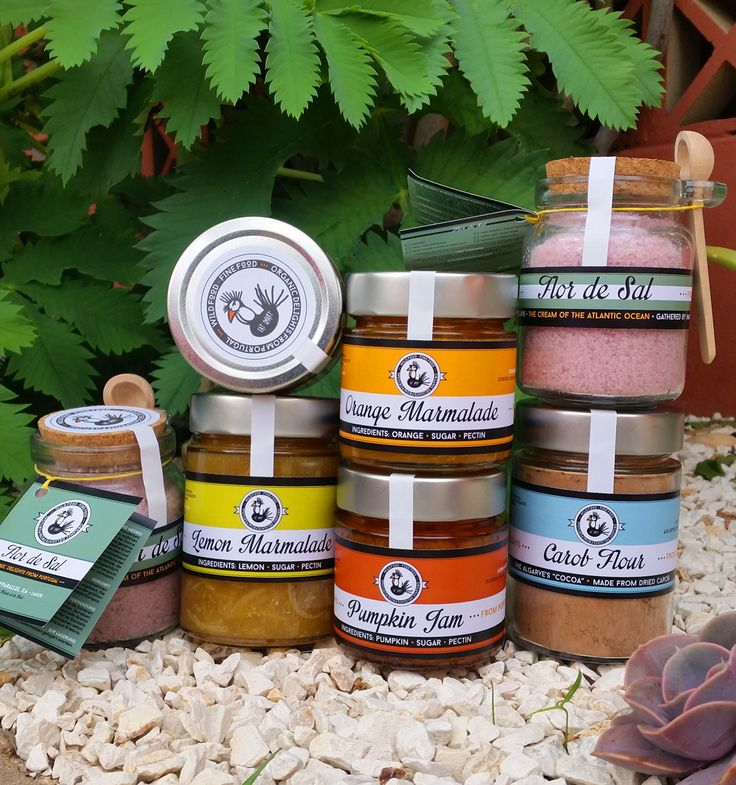 WILD FOOD FINE FOODWe can now offer guests our own range of organic, locally sourced food products. All these delicious jams, marmalades and spreads are homemade in our own kitchen from healthy, ethically grown produce and contain only the freshest of natural ingredients.Our Flor de Sal (salt) is the purest and most precious form of salt, rich in over 80 important minerals and trace elements. It's harvested by hand locally by artisan farmers in the protected reserve of the Ria Formosa using…
