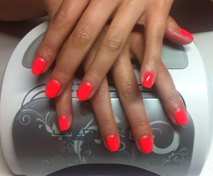 Gelish Rockin' the Reef from the Paradise Neon Collection