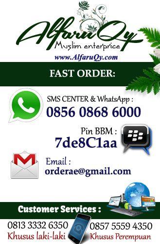 Produsen & Distributor Busana Muslim | Jubah | Gamis | Jilbab | Sirwal | Hijab Syar'i | Sprei & Bungkus Kasur Busa resleting | Herbal | Harga Grosir