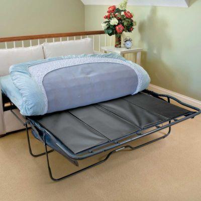 Sleeper Sofa Bar Shield-improves the comfort of a sleeper sofa