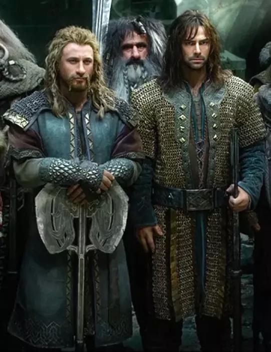Fili and Kili | They look so awesome in their armor and I just saw the trailer there's so much Kili and...all those hints auggghh!!! The wait's gonna kill me!