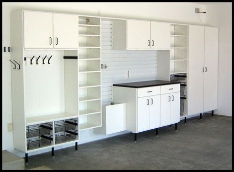 find this pin and more on garage storage ideas by calclosets