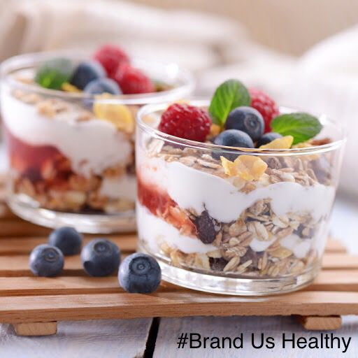 A small breakfast bowl of live yoghurt mixed with fresh berries and flaxseeds is a great way to start the day. Containing probiotic (good) bacteria such as acidophilus, live yoghurt can help to promote digestion, boost immunity, regulate bowel movements and ease any imbalances between good and bad bacteria in the gut, whilst prebiotic flax seeds add essential fatty acids such as omega 3, omega 6, vitamins E, B3 and minerals to your diet which are believed to assist in improving blood/glucose…