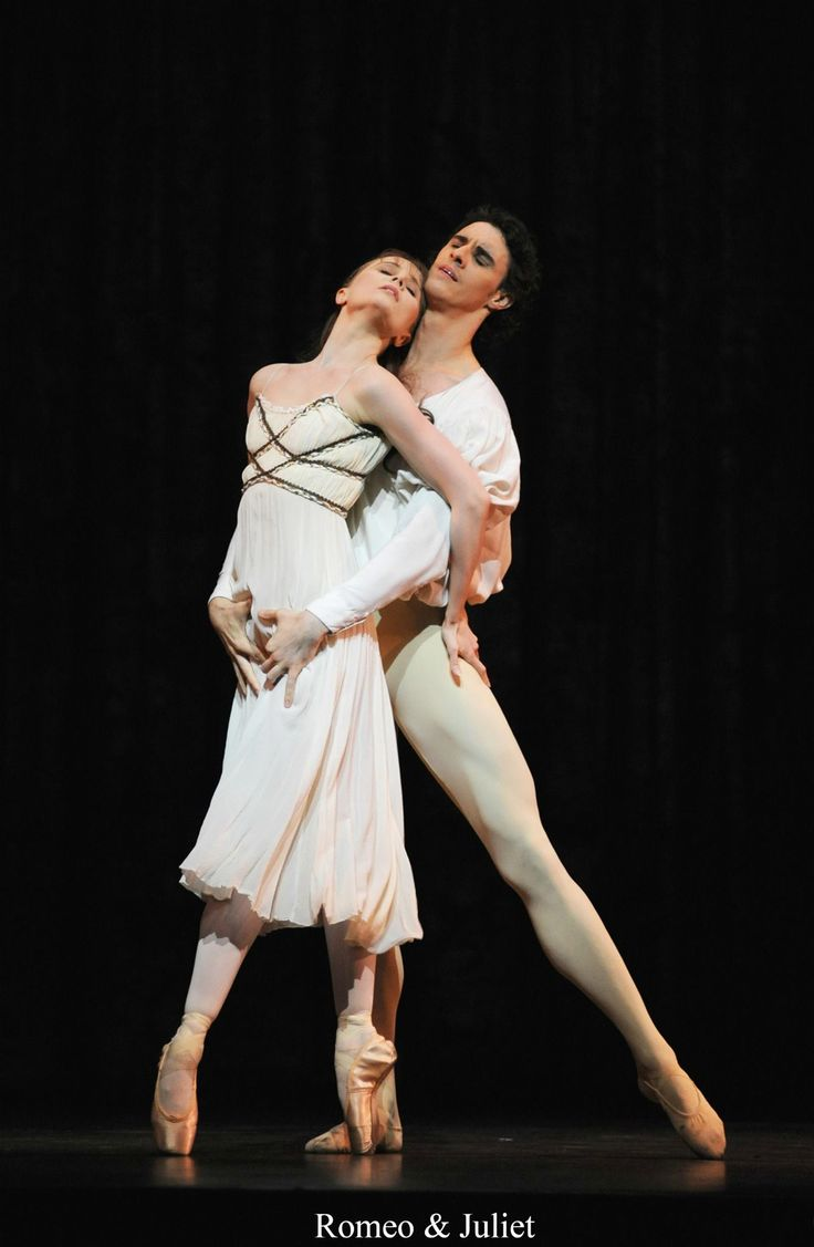 Love at first dance, forbidden passions, dangerous secrets and star-crossed fate combine in this exhilarating classic ballet.  From the balcony scene's ecstatic pas de deux, exploring love in all its soaring wonder, to the lovers' heart-breaking ends, Romeo and Juliet is dance at its most poignant and beautiful.