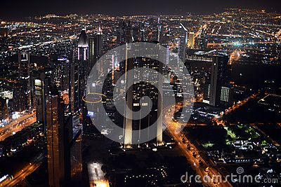 Dubai Skyline - Download From Over 32 Million High Quality Stock Photos, Images, Vectors. Sign up for FREE today. Image: 28268831