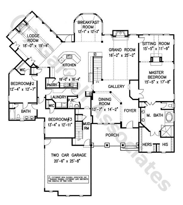 Ponderosa Apartments: 37 Best House Plans Images On Pinterest