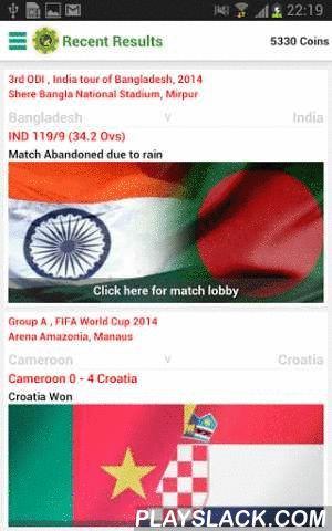 Lagai Khai  Android App - playslack.com , Lagai Khai is a gaming experience as original as anyone has seen before. Lagai Khai offers its users in virtual betting option on Sports TournamentsFor the first time ever, sports fans can experience incredible thrills of betting on various on going matches and events. Lagai Khai you can keep track off latest News, Updates and Blogs. Lagai Khai is platform which provide latest updates to its viewers with a added thrill of virtual betting.For the…