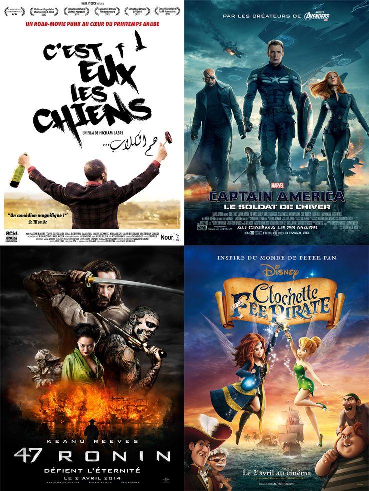 Les nouvelles sorties de cette semaine au #Maroc  ! Quel film vous allez voir ??