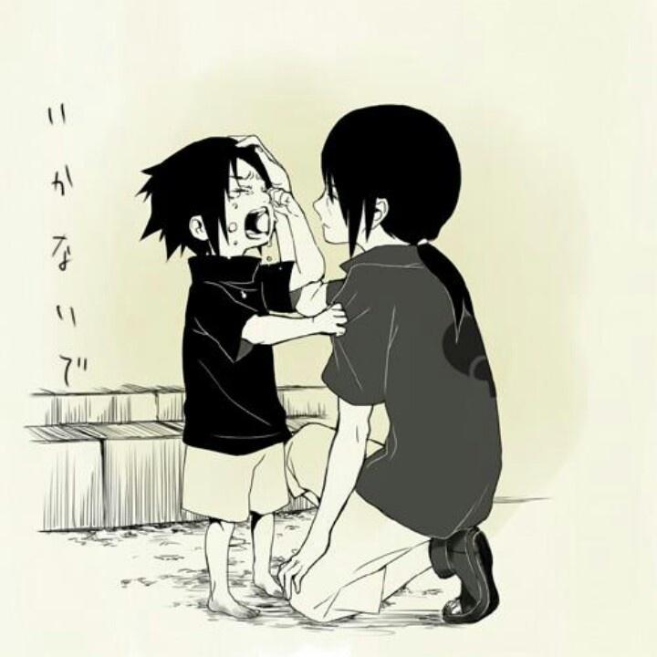 Sasuke and itachi  -Naruto