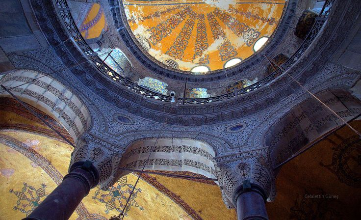 Hagia Sophia - Ayasofya - https://tr.wikipedia.org/wiki/Ayasofya