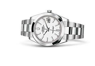 Découvrez la nouvelle Rolex Datejust 41 dévoilée à Baselworld 2017.