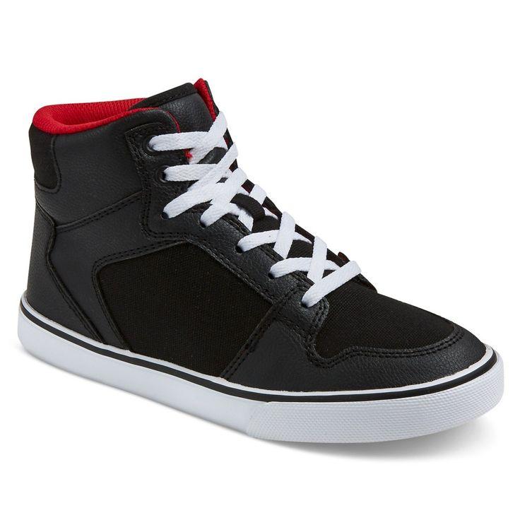 Boys' Hawk Sneakers Art Class - Black 1, Toddler Girl's